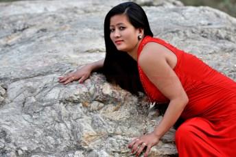 Sita Lama Photoshoot Model