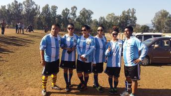 Sushma Karki Football Match Surkhet 1