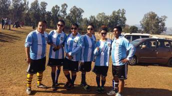 Sushma Karki Football Match Surkhet 2