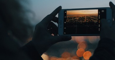 Here's how to take attractive photos from your mobile phone in low light 6