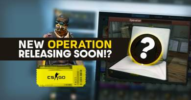 CSGO OPERATION 10 – NEW CSGO OPERATION COMING SOON?