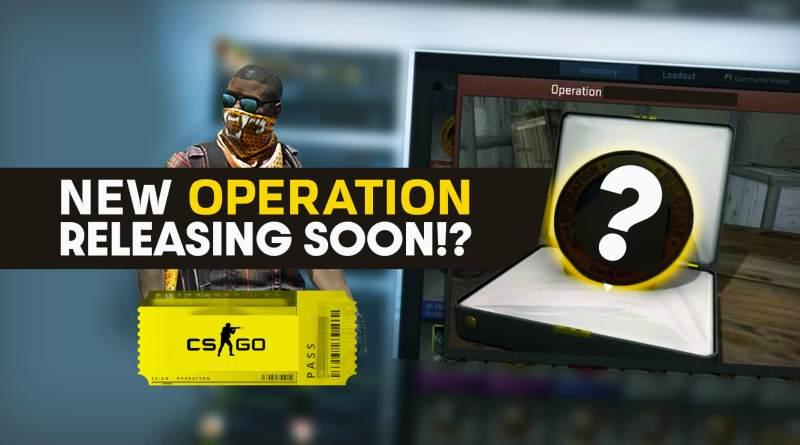 CSGO OPERATION 10 – NEW CSGO OPERATION COMING SOON?