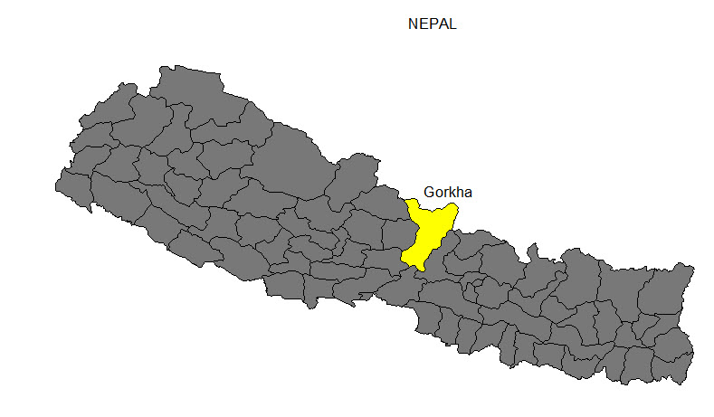 Budhigandaki sweeps away 10 houses in Gorkha