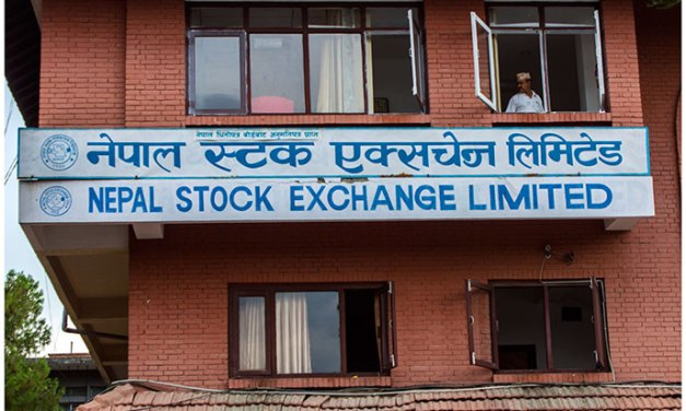 Nepse index surges by 0.74 points