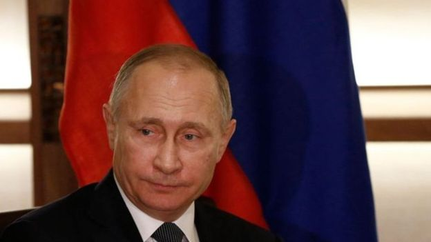 Putin ordered campaign to influence prez election: US intel