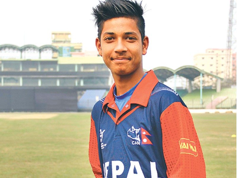 Sandip joins APF club