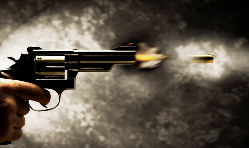 Midnight shooting and robbery at a remote location in Bharatpur