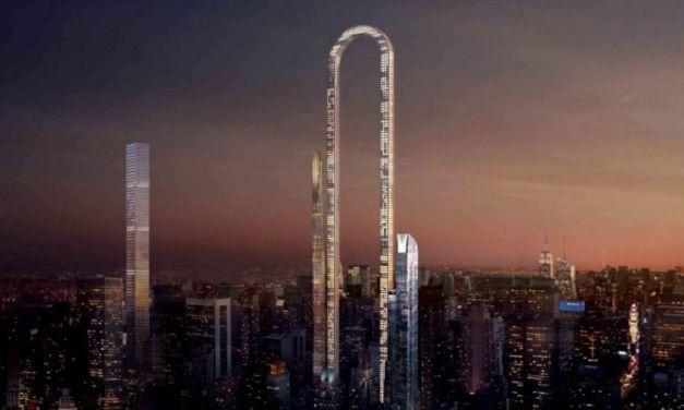 The Big Bend: U-Shaped New York Skyscraper Seeks 'Longest In The World' Title