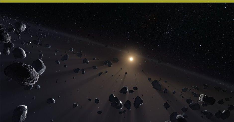 Nepali team finds asteroids