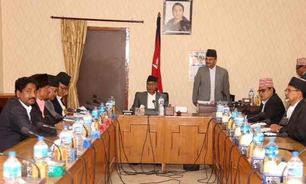 Cabinet meeting decides to provide Rs 25,000 relief amount to flood victims