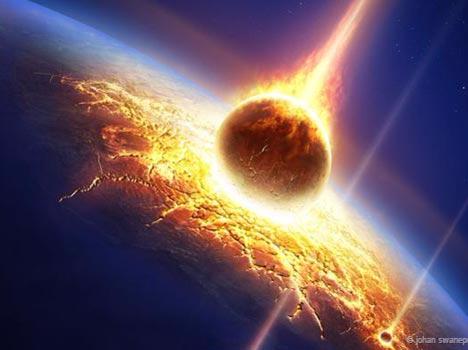 पुच्छ्रे तारा पृथ्वीबाट नजिक अायाे