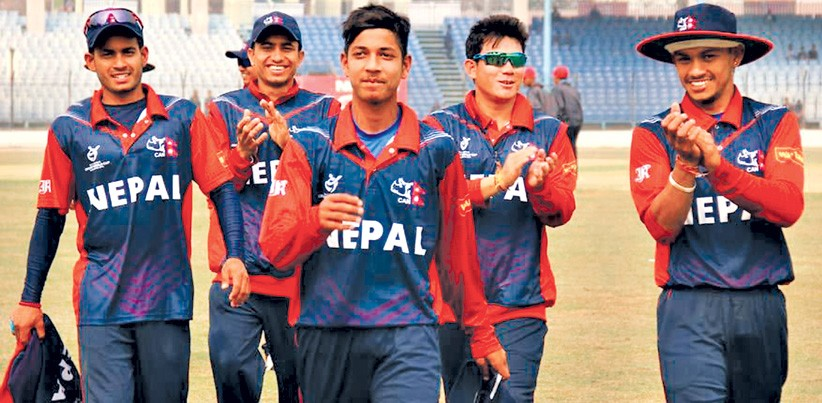 Nepal faces Bhutan in ACC U-19 qualifying match