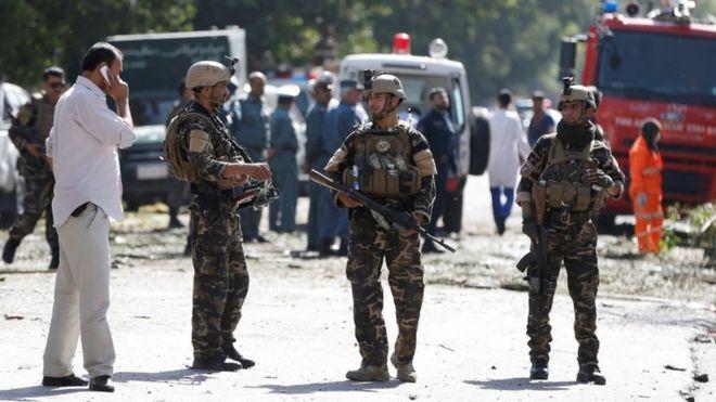 अफगानिस्तानमा अर्को ठूलो आक्रमण, कम्तिमा २४ को मृत्यु, ४० घाईते