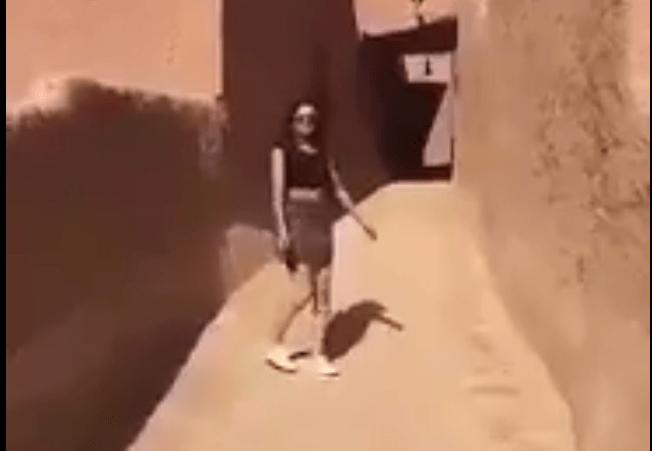 यी युवतीका कारण साउदी अरबमा हंगामा
