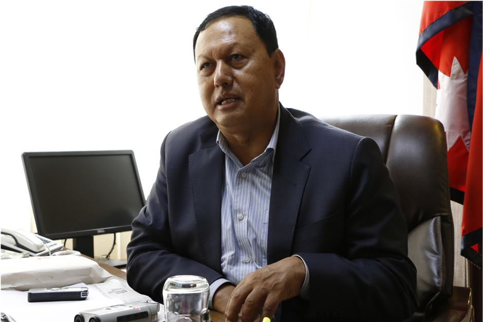 Minister Basnet urges Telecom employees to work for people