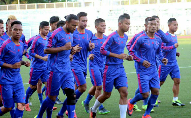 ANFA announces squad for fourth AFC Asian cup qualification match
