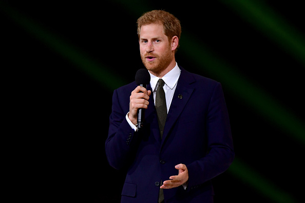 Prince Harry launches Invictus Games, Meghan Markle attends
