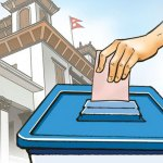 Violation of election code of conduct in Bhaktapur