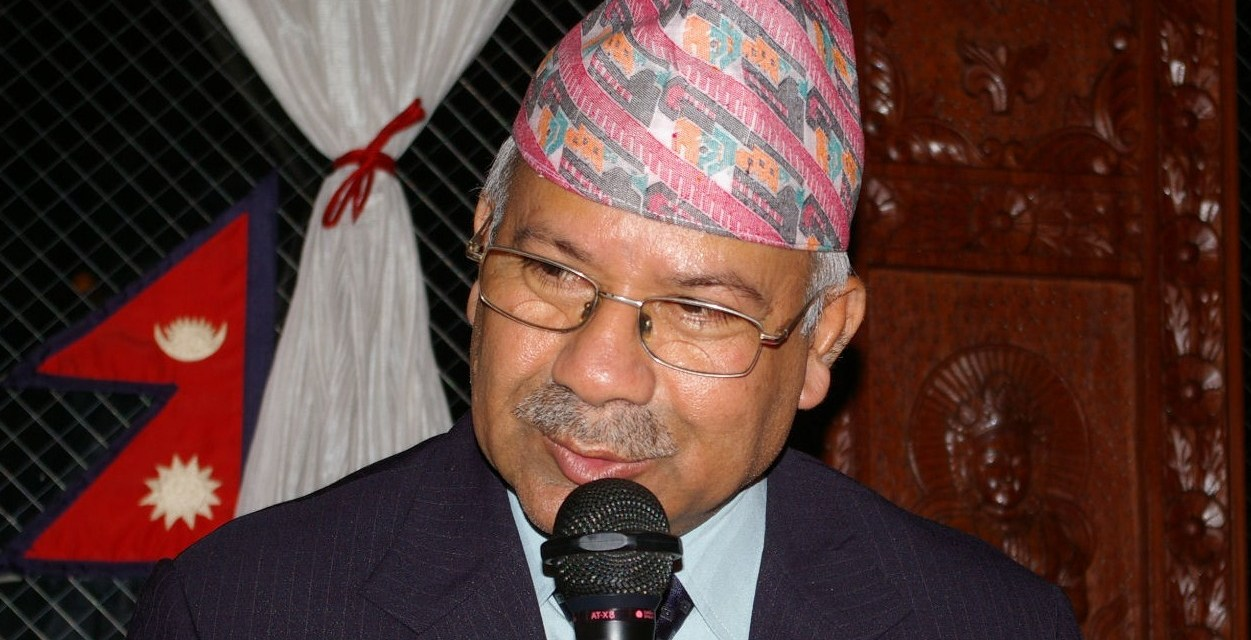 Constitution by August-end: UML leader Nepal
