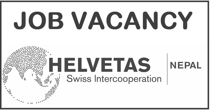 Job Vacancy For State Manager,Job Vacancy In Helvetas