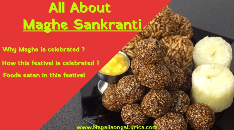 maghe sankranti - nepali festival