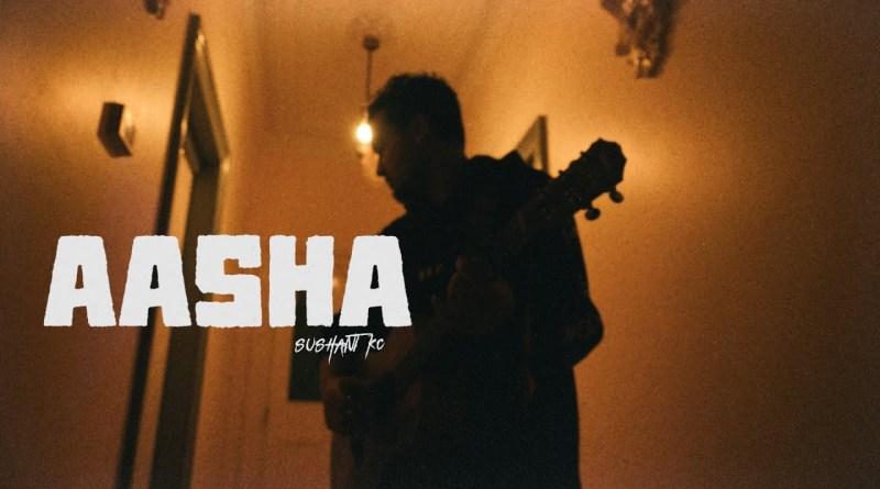 Aasha lyrics- Sushant KC
