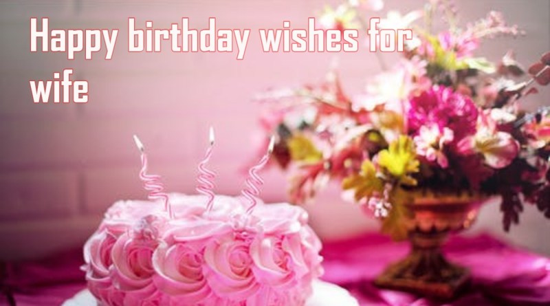 Happy Birthday Wishes for wife in Nepali - Quotes, images, Message