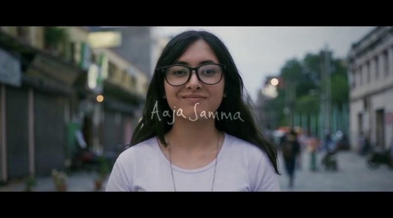 Aaja samma lyrics - Bikki Gurung
