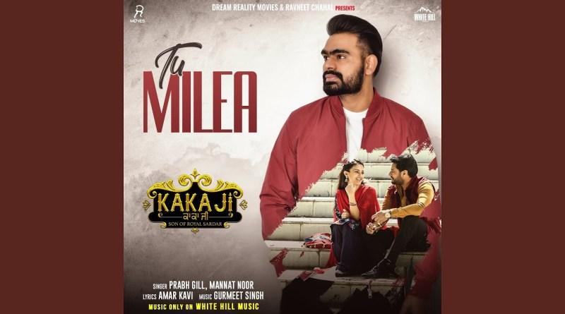Tu Milea lyrics - Prabh Gill, Mannat Noor