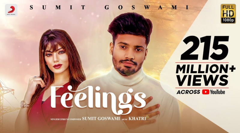 Feelings Lyrics - Sumit Goswami, KHATRI