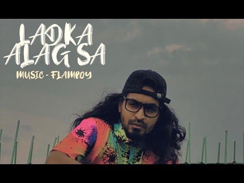 Ladka Alag Sa Lyrics - Emiway Bantai (Prod. FLAMBOY)