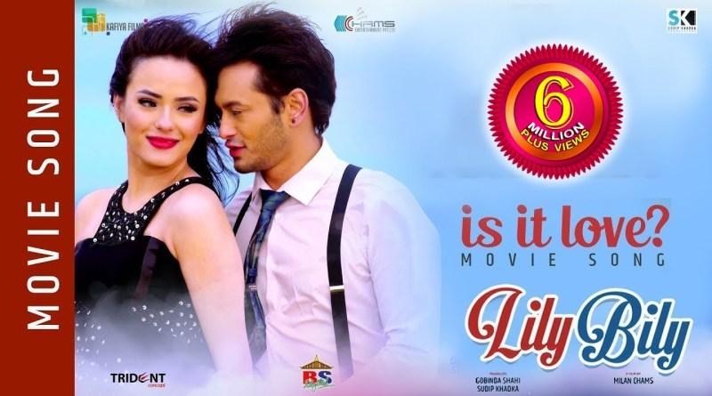 Is it love lyrics - Pratap Das,Melina Rai