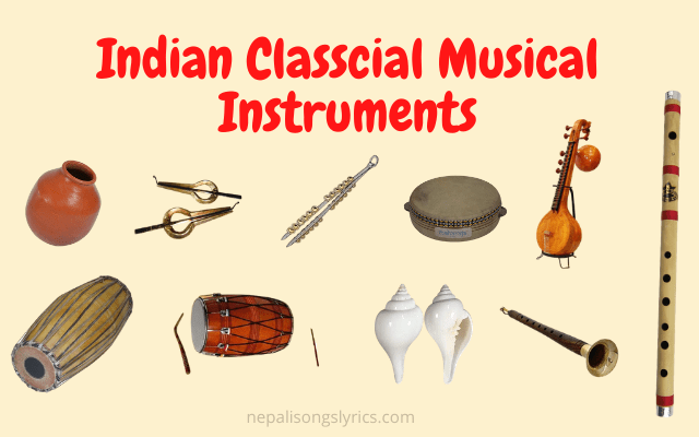Indian classical musical instruments - Types & Classification With Images