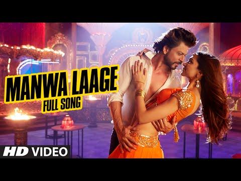 Manwa Laage Lyrics - SHREYA GHOSHAL, ARIJIT SINGH