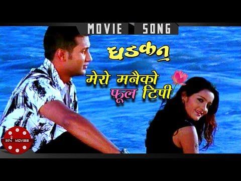 Mero Manaiko Phool Lyrics - Udit Narayan, Dipa Jha