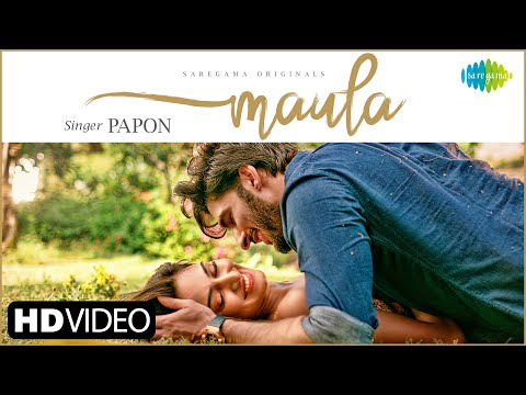 Maula Lyrics - Papon