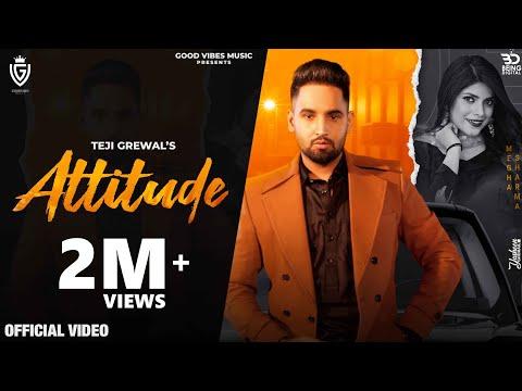 Attitude Lyrics - Teji Grewal, Gurlej Akhtar
