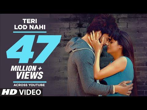 Teri Lod Nahi Lyrics - Inder Chahal