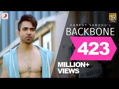 Backbone Lyrics - Harrdy Sandhu , Zenith Sidhu