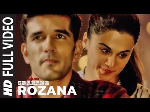 Rozana Lyrics - Shreya Ghoshal