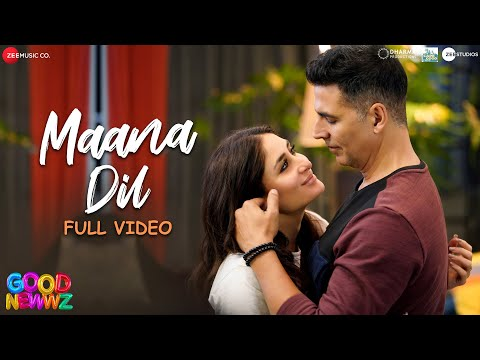 Maana Dil Lyrics - B Praak