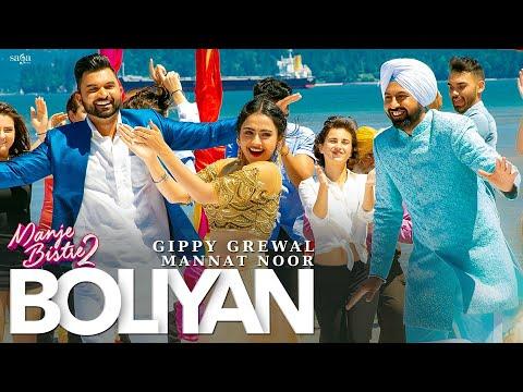 Boliyan Lyrics - Gippy Grewal, Mannat Noor