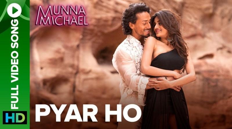 Pyar Ho Lyrics - Vishal Mishra, Sunidhi Chauhan