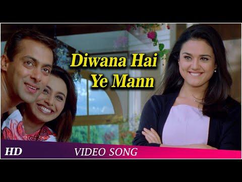 Deewana Hai Ye Mann Lyrics