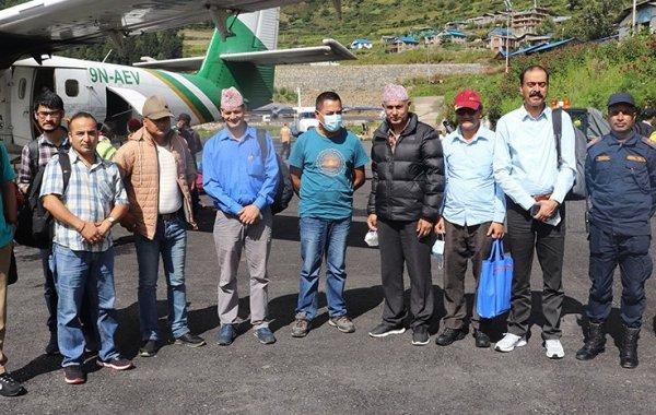 नेपाल-चीन सीमा अध्ययन गर्न सरकारी टोली हुम्लामा