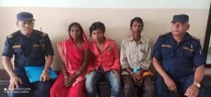 अपहरणमा परेका १३ वर्षीय बालककाे १० घन्टापछि भारतबाट उद्धार