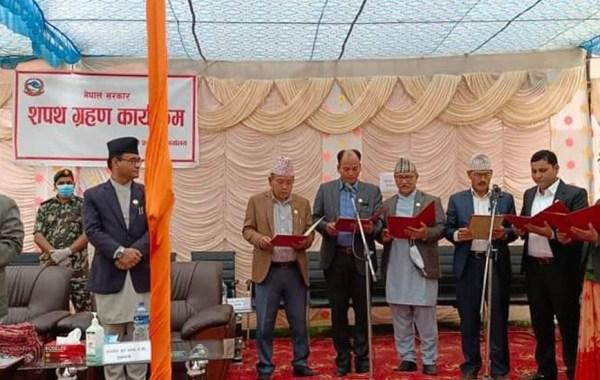 लुम्बिनीमा बल्ल पायो सरकारले पूर्णता, यी थपिए मन्त्री
