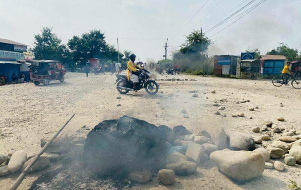 मोतिपुर झडप : प्रहरीको गोली लागेर चार जनाको मृत्यु, एक दर्जन बढि घाइते