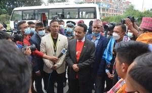 साफ च्याम्पियनसिपमा किन हार्याे नेपाल, कप्तान चेम्जोङले खुलाए यस्ताे कारण