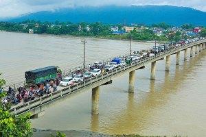 नारायणी पुलबाट हाम फालेर एकजना बेपत्ता
